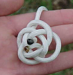 Friendship Knot step 8