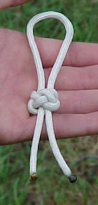 Friendship Knot step 9